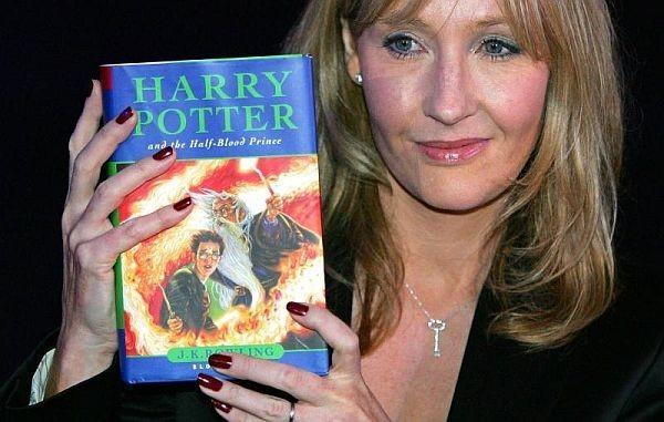 J.K. Rowling: Harry Potter