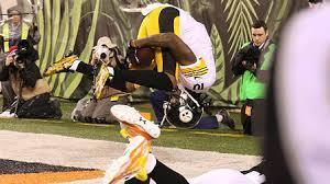 Martavius Bryant's catch between the legs