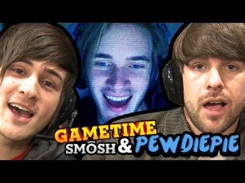 Funny Gamers- Pewdiepie, Smosh Games, etc.