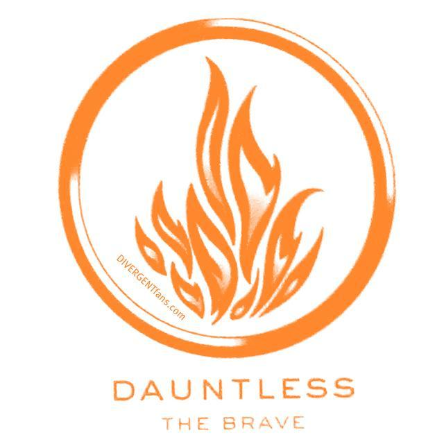 Dauntless- Brave