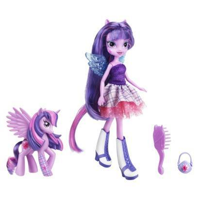 Equestria Girl Dolls