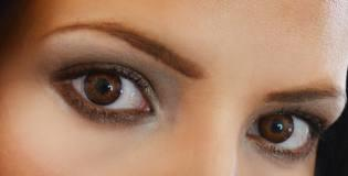 My eyes are brown eyes <3 (Me: Same!)