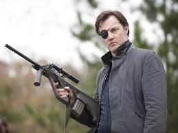 The Governor (from The Walking Dead)