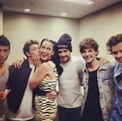1Direction and Katy Perry