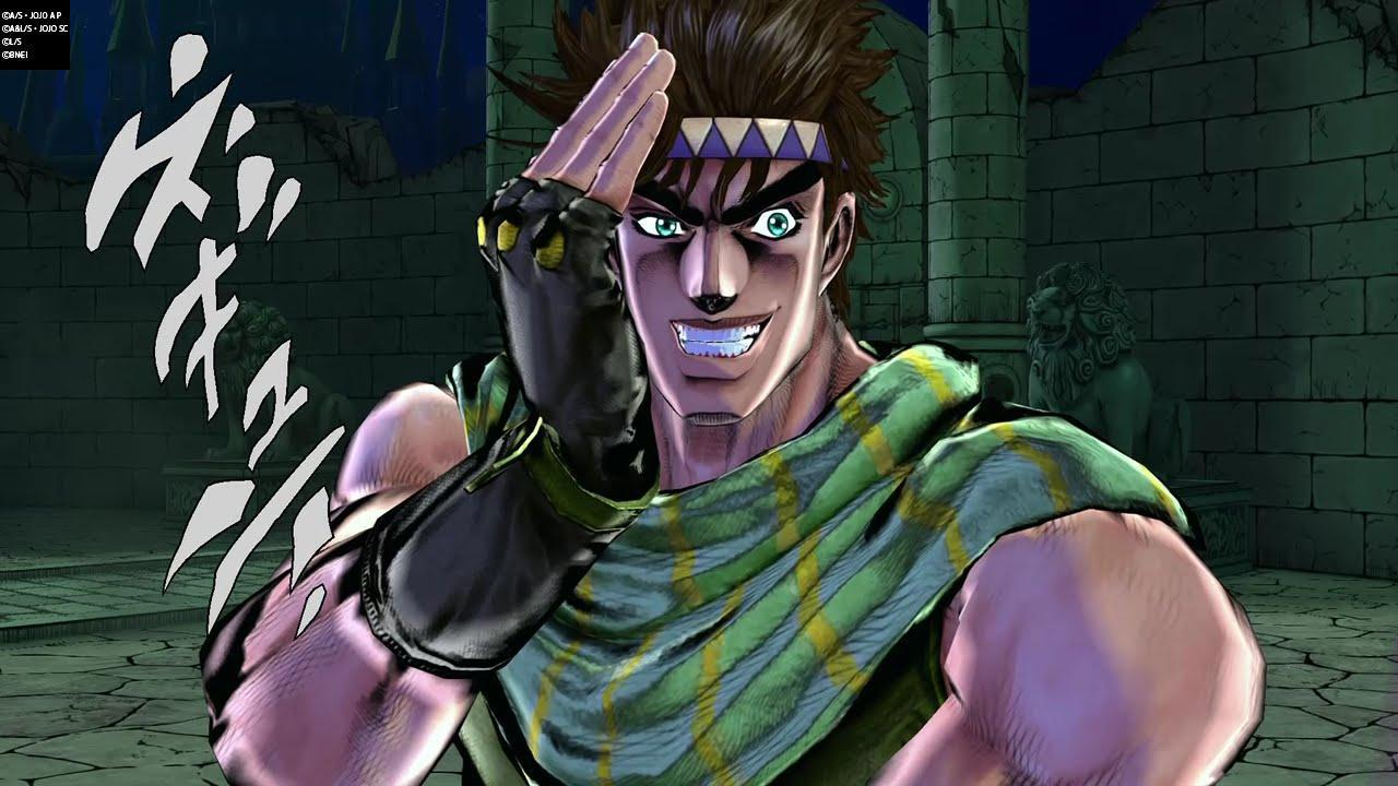 Jojo Bobo (Part 2; Also known as Jojo Oldo in part 3 onwards or Jojo Ohno in the anime)