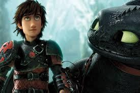 How To Train Your Dragon 1/2