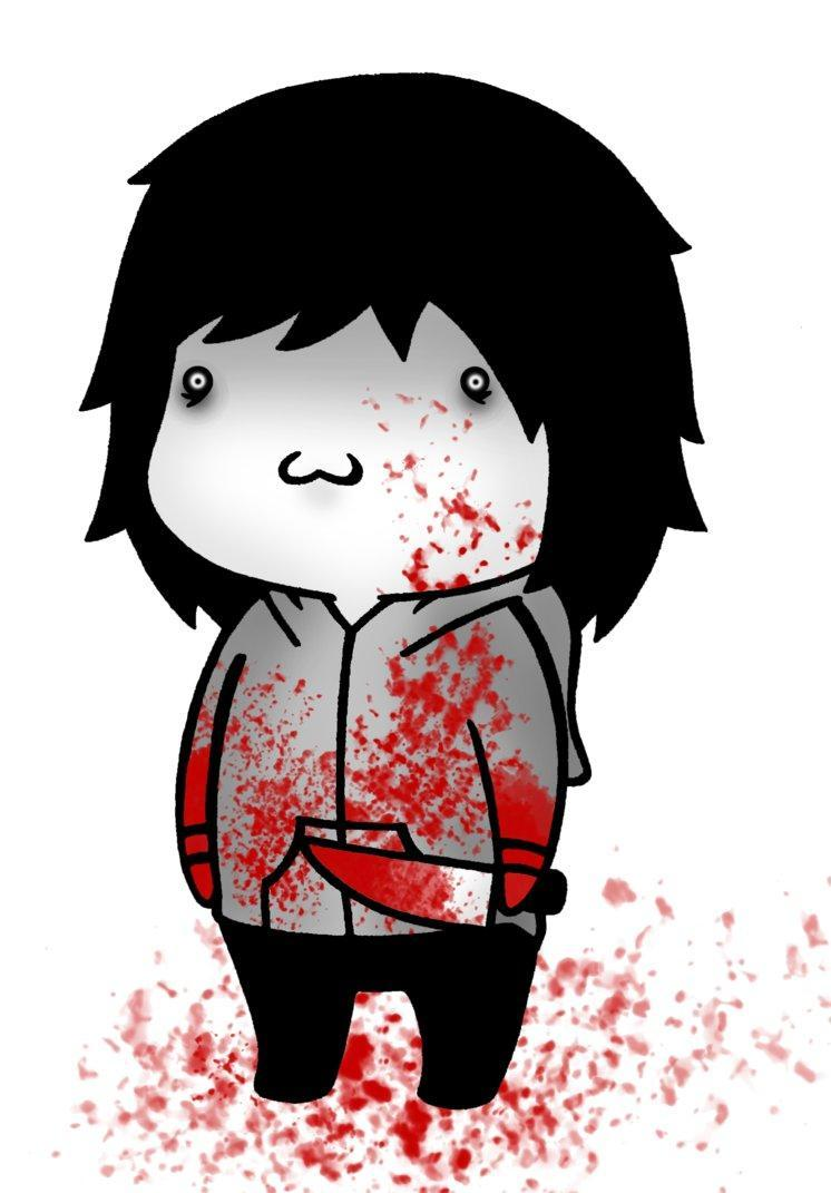 Jeff The Killer Cute