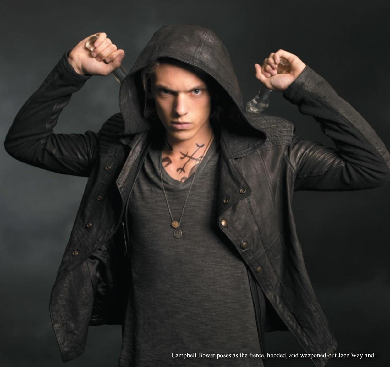 Jace from Mortal Instruments