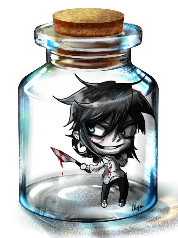 A Jeff in a bottle!