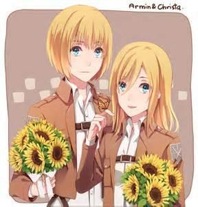 Armin and Christa