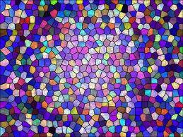 Colourful Glass Window