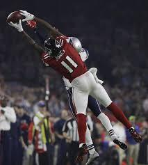 Julio Jones' Sideline catch
