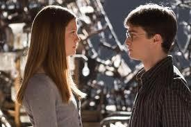 Harry and Ginny (Hinny)