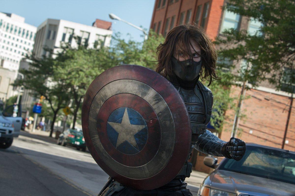 The Winter Soldier!