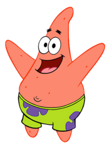 ...Live with Patrick Star for the rest of your life...