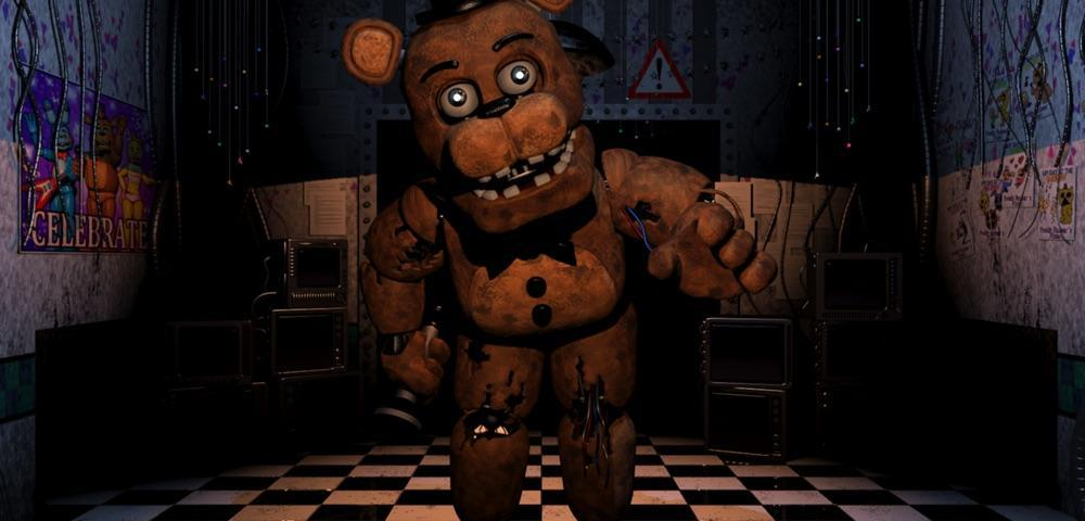 Freddy from the second game