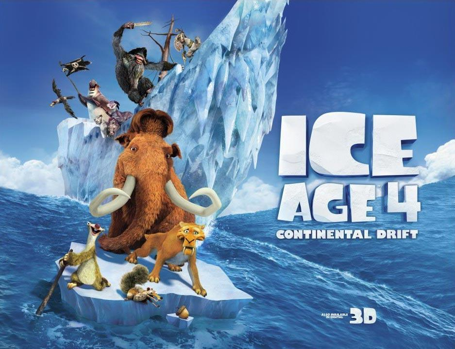 Ice Age 4 - Continental Drift :)