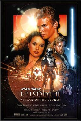 Star Wars: Attack of the Clones (Episode II)