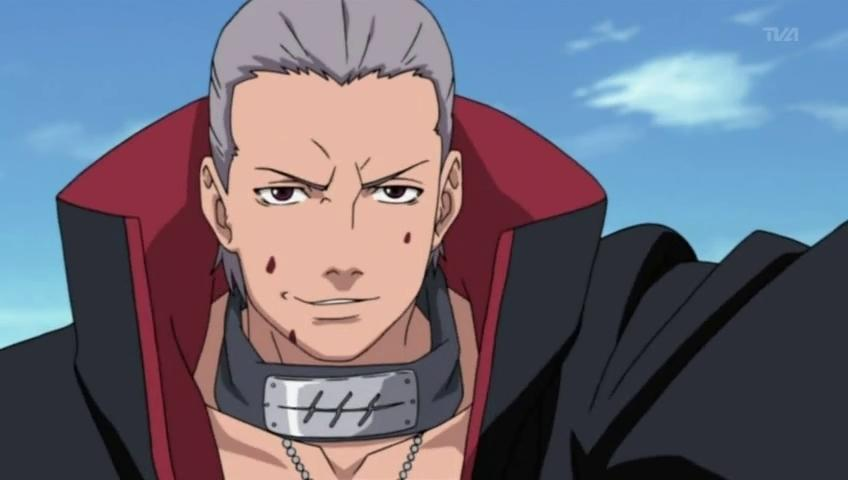 Hidan (from Naruto)