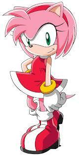 b) Be Amy the hedgehog