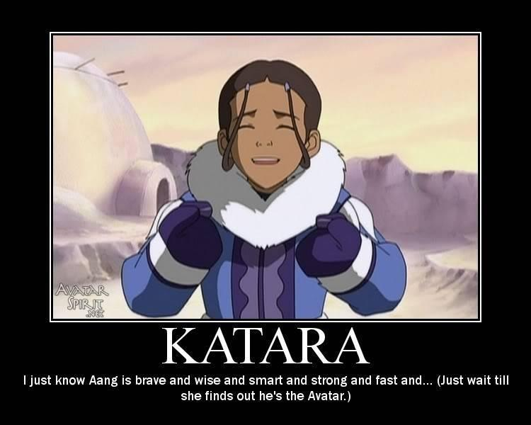 Yes, of course Avatar's AWESOME!!!! (ME)