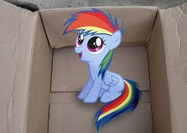 Because of My Little Dashie