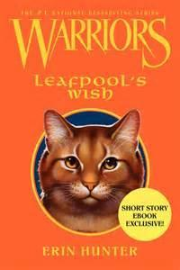 short-stories (tigerstar's fury, leafpool's wish)