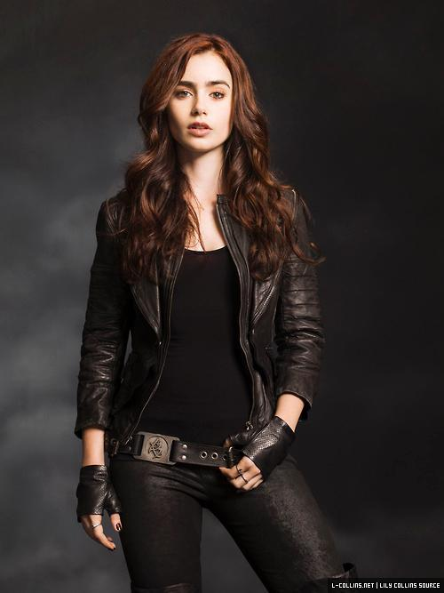 Clary Fray from Mortal Instruments