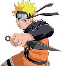 U Like the number one hyperactive knuckle head ninja of the hidden leaf.