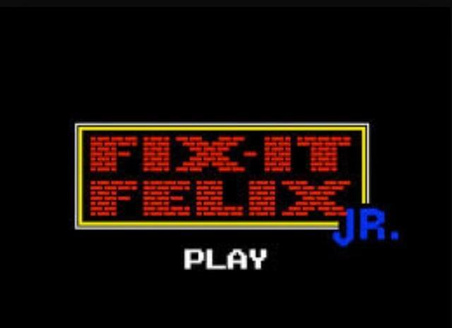 Fix it Felix jr.