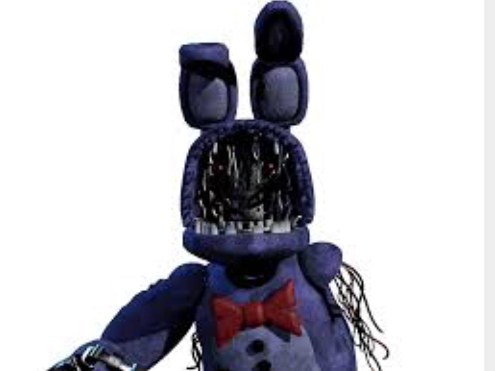Withered/Old Bonnie