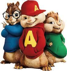 Alvin and the Chipmunks!
