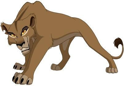 Zira (The Lion King 2: Simba's Pride)