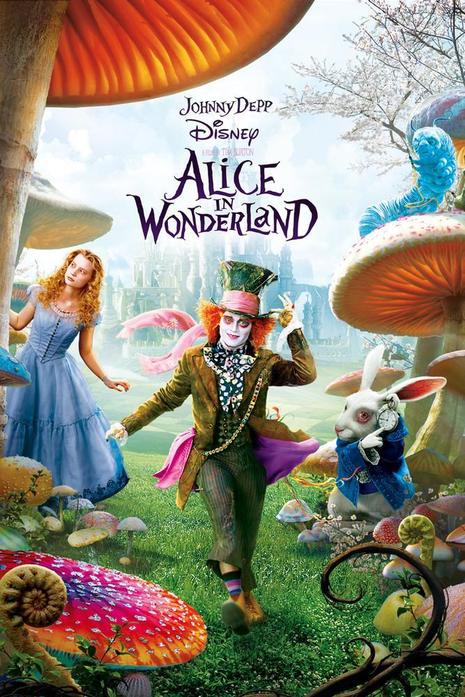 Alice In Wonderland (Live)