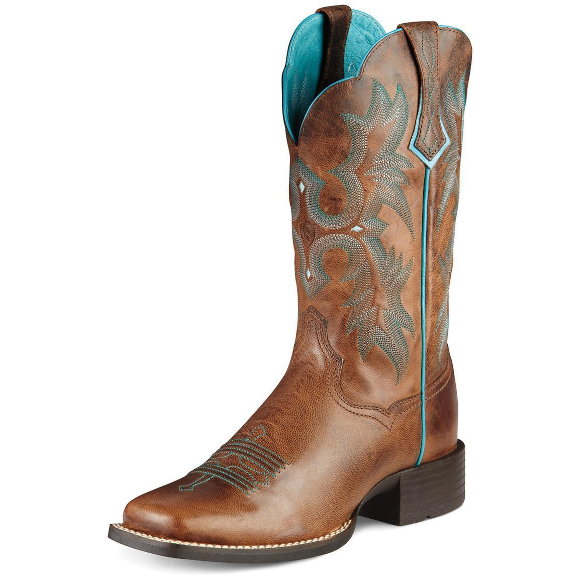 Cowgirl or Cowboy Boots