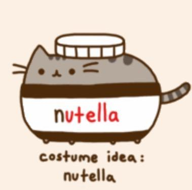 Nutella Pusheen