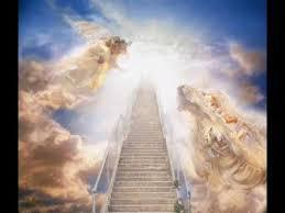 A stairway to heaven