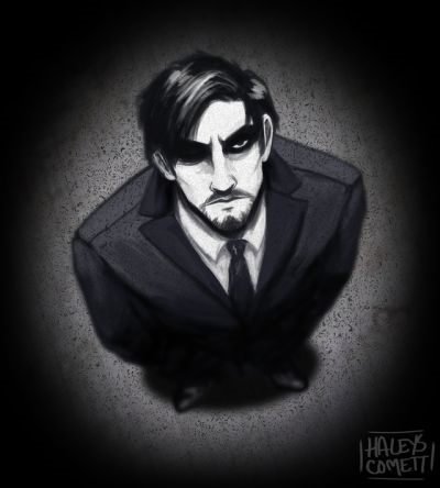 Darkiplier. (Why and How?)