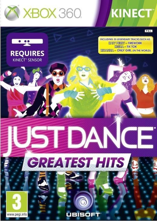 Just Dance Greatest Hits/Best Of