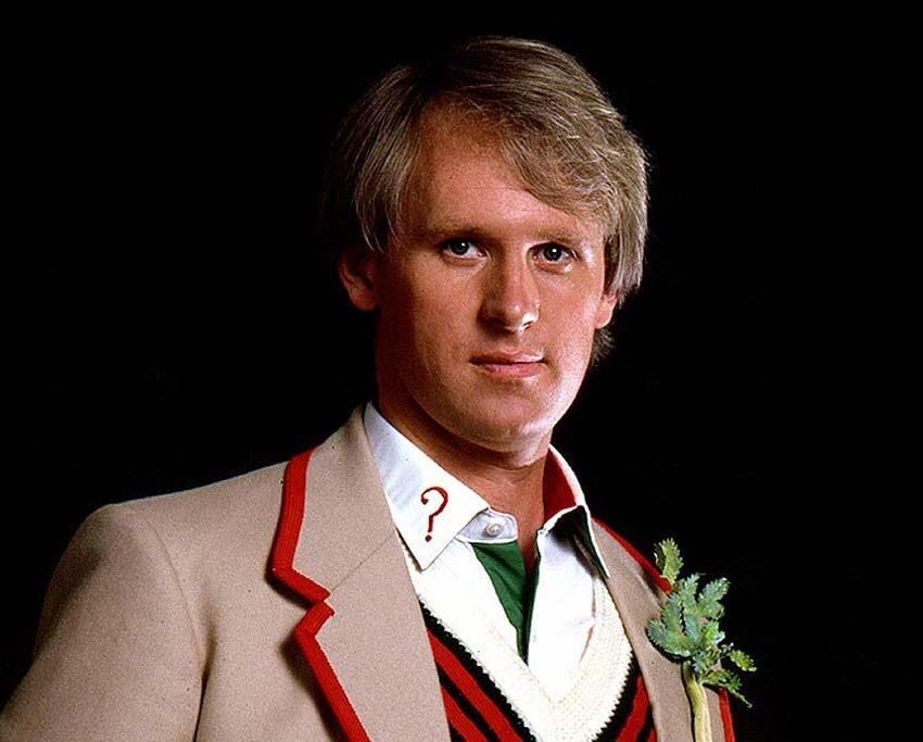 Peter Davison (5th Doctor)