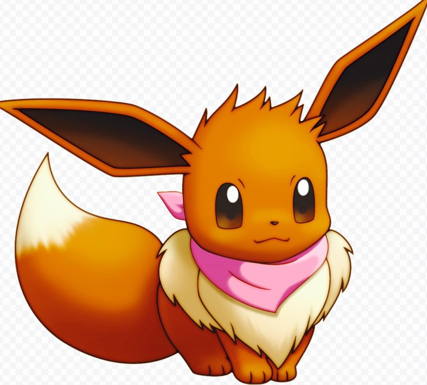 Sweet and kind eevee