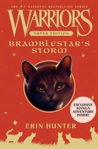 warrior cats stand-alones (bluestar's prophecy, firestar's quest)