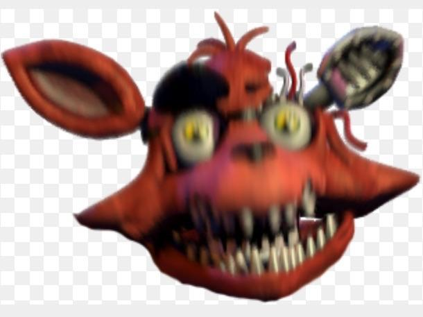 Withered/Old Foxy
