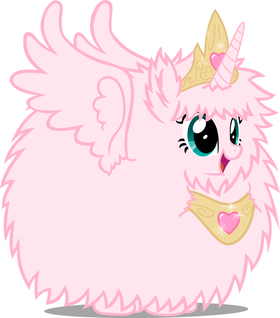 Alicorn fluffle
