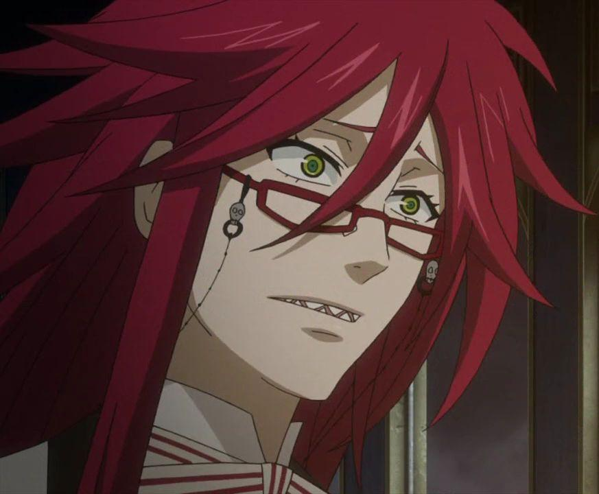 Who the heck is Grell