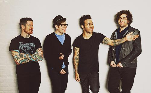 Fall Out Boy...