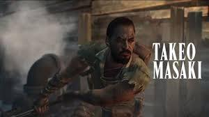 Takeo! be wise warrior!