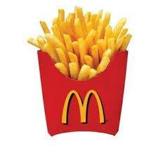 Mcdonald Fries!