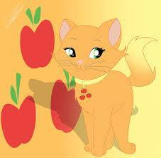 Applejack cat form