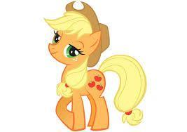 Applejack pony